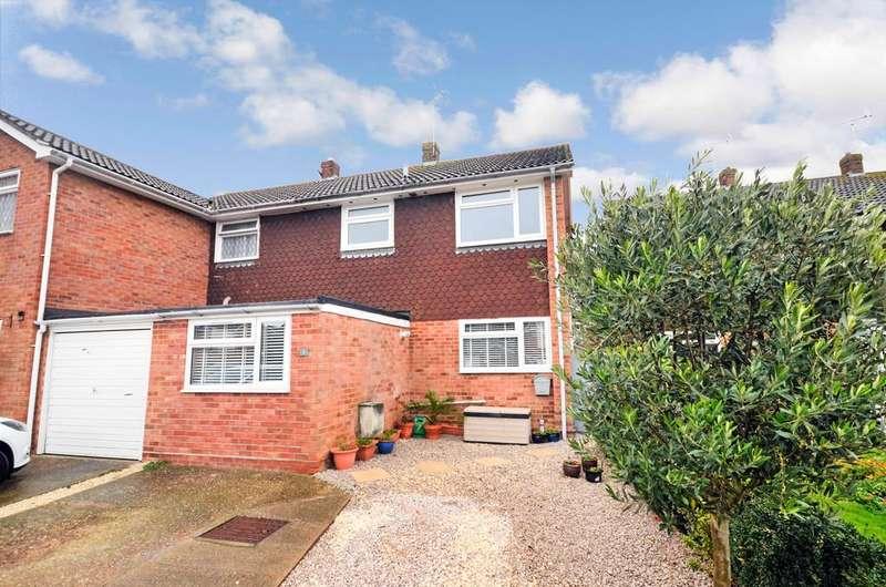 4 Bedrooms Semi Detached House for sale in Woodfield End, Layer-de-la-Haye, CO2 0LL