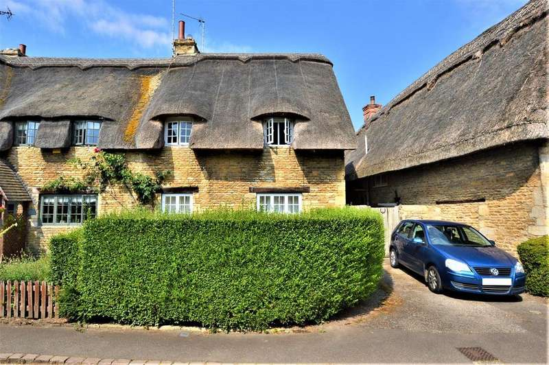 3 Bedrooms Cottage House for sale in Laundry Road, Apethorpe, Peterborough