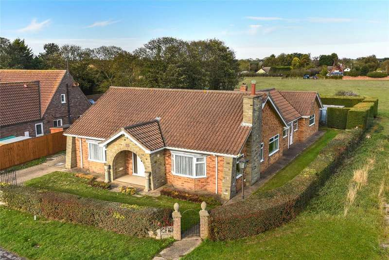 3 Bedrooms Detached Bungalow for sale in Keeling Street, North Somercotes, LN11
