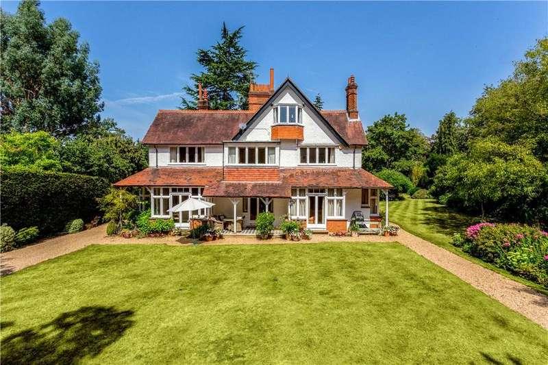7 Bedrooms Detached House for sale in Fairmile Avenue, Cobham, Surrey, KT11