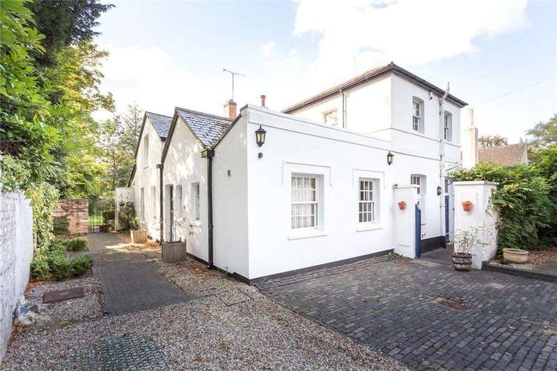 4 Bedrooms Detached House for sale in Thirlestaine Road, Cheltenham, Gloucestershire, GL53