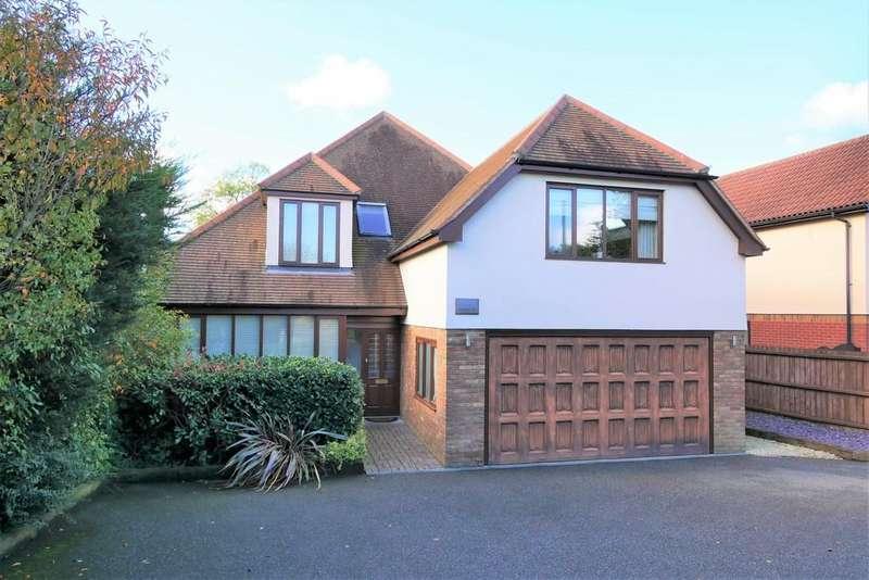 5 Bedrooms Detached House for sale in Henley Road, Ipswich