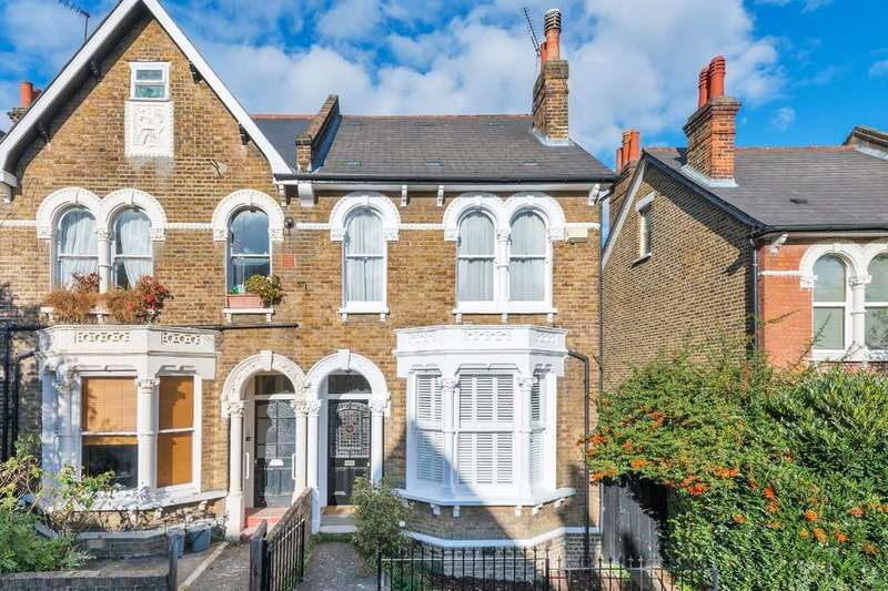 4 Bedrooms Semi Detached House for sale in Algiers Road SE13