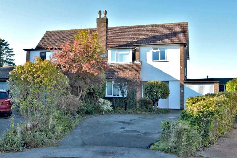 4 Bedrooms Semi Detached House for sale in Beeches Close, Saffron Walden, Essex, CB11