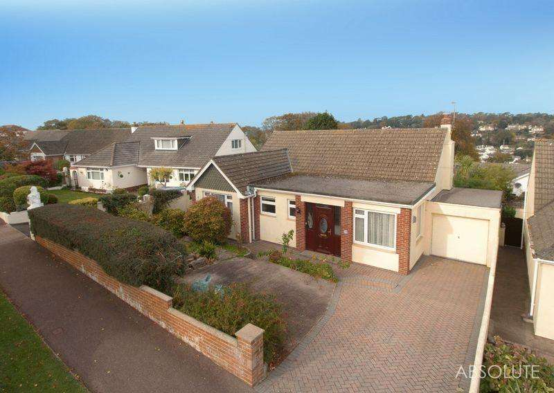 3 Bedrooms Detached Bungalow for sale in Haldon Road, Torquay