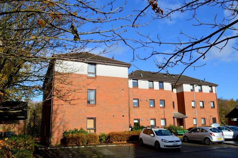 2 Bedrooms Flat for sale in Fairways View, Hardgate, G81 5PW