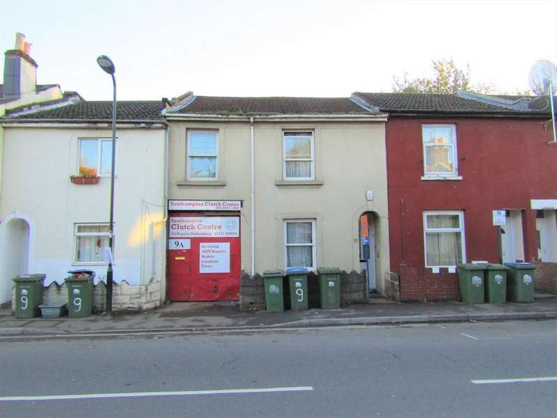 4 Bedrooms Terraced House for sale in Union Road, Southampton