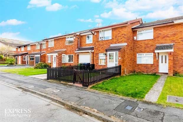 2 Bedrooms Terraced House for sale in Parkgate, Middlesbrough, North Yorkshire