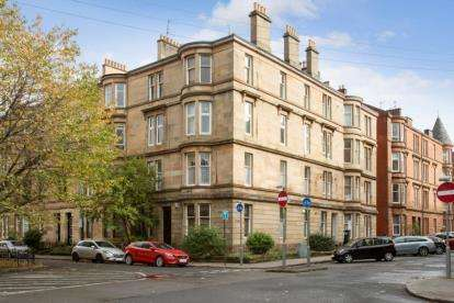 3 Bedrooms Flat for sale in West Princes Street, Woodlands, Glasgow