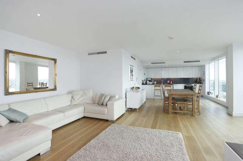 3 Bedrooms Flat for sale in George Beard Road, Deptford, SE8