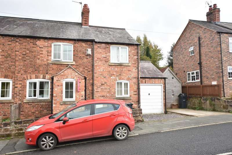 3 Bedrooms Semi Detached House for sale in Top Road, Kingsley