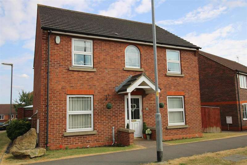 4 Bedrooms Detached House for sale in Blackfriars Road, Lincoln