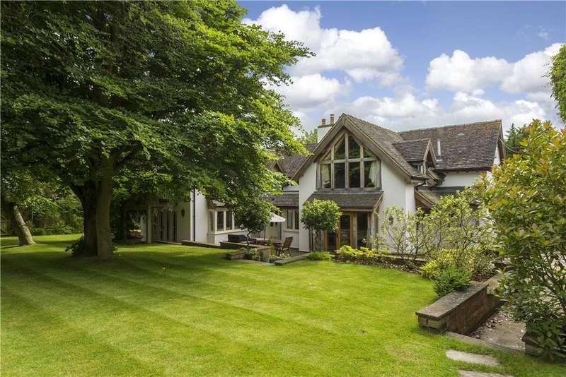 4 Bedrooms Detached House for sale in Snitterfield Street, Hampton Lucy, Warwick, CV35