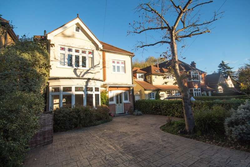 5 Bedrooms Detached House for sale in Waxwell Lane, Pinner, Middlesex HA5 3ES