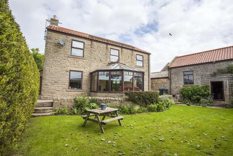 4 Bedrooms Detached House for sale in , Stainton , Barnard Castle , County Durham