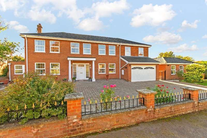5 Bedrooms Detached House for sale in Royal Oak Close, Chipping, Buntingford