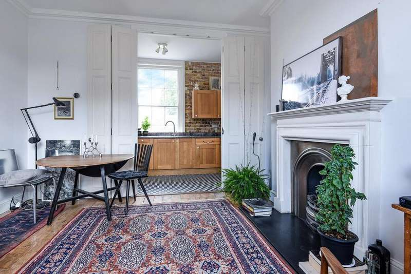 2 Bedrooms Flat for sale in Greenhill Terrace, Woolwich