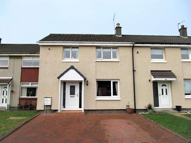 3 Bedrooms Terraced House for sale in 8 Freelands Crescent, Old Kilpatrick, Glasgow, G60 5DY