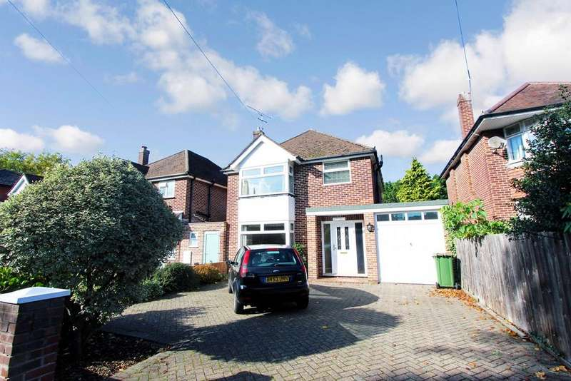 3 Bedrooms Detached House for sale in Bellemoor Road, Upper Shirley, Southampton, SO15