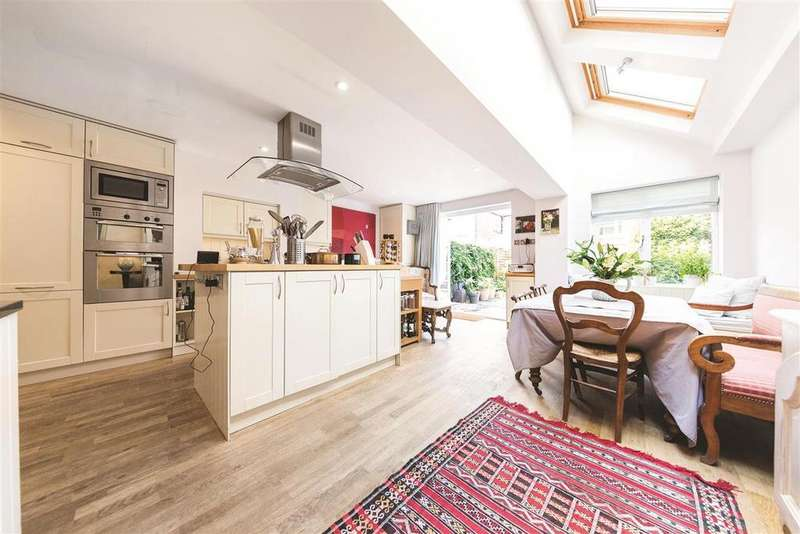 4 Bedrooms Terraced House for sale in Cicada Road, SW18