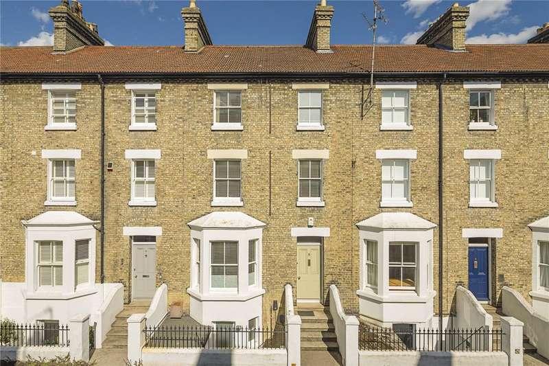 4 Bedrooms Terraced House for sale in Warkworth Street, Cambridge, CB1