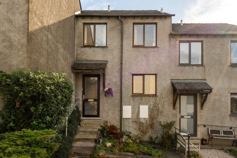 2 Bedrooms Terraced House for sale in 10 Oldfield Court, Windermere, Cumbria, LA23 2HH