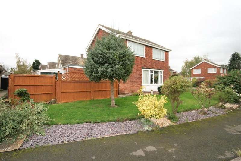 3 Bedrooms Detached House for sale in Carnoustie Crescent, Spalding, PE11