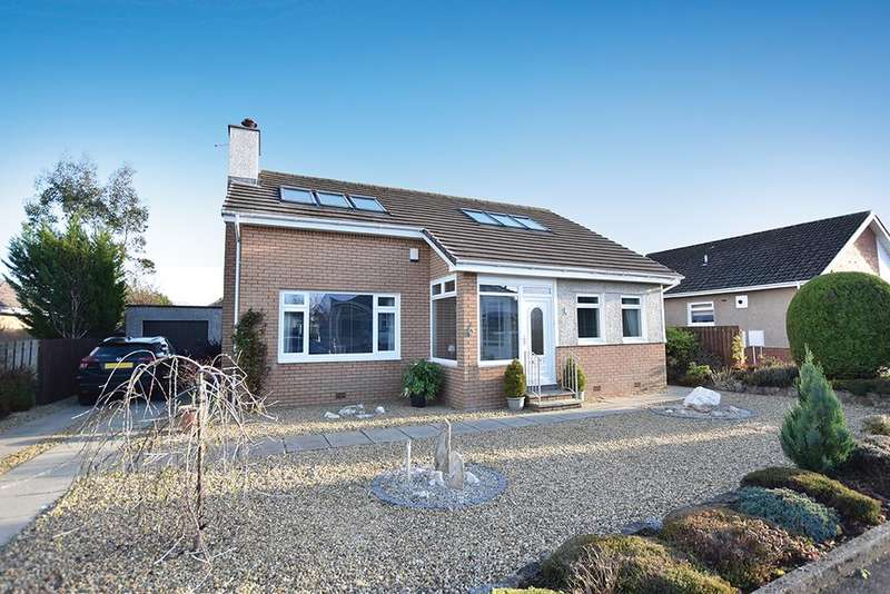 4 Bedrooms Detached Bungalow for sale in 9 Coranbae Place, Doonfoot, KA7 4JB