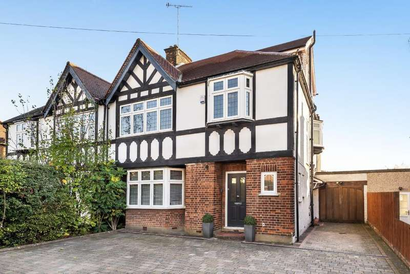 4 Bedrooms House for sale in Holders Hill Road, Finchley, NW7
