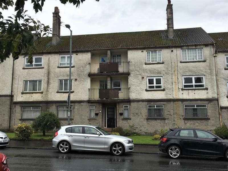 2 Bedrooms Flat for sale in North Hamilton Street, Kilmarnock KA1
