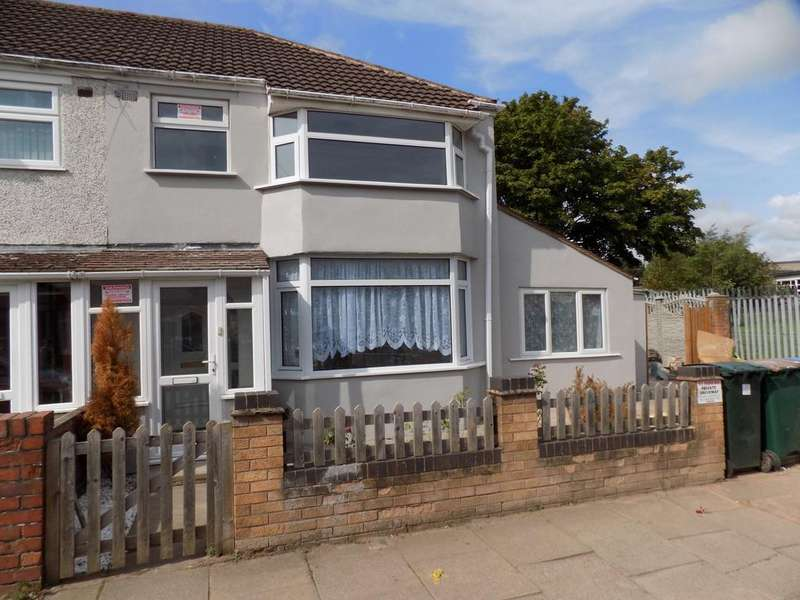 5 Bedrooms End Of Terrace House for sale in Morland Road, Coventry, West Midlands, CV6