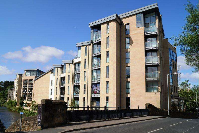 2 Bedrooms Apartment Flat for sale in Court View House, Aalborg Place, Lancaster, LA1 1AT