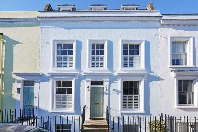 3 Bedrooms Terraced House for sale in Callcott Street, Kensington, London, W8