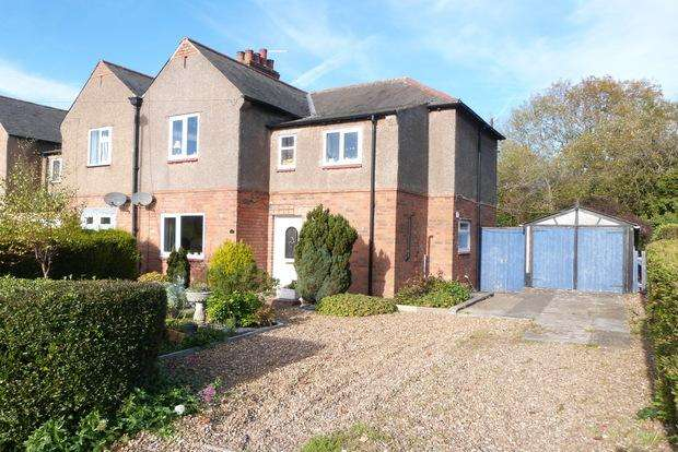 3 Bedrooms Semi Detached House for sale in Melton Road, Asfordby Hill, Melton Mowbray, LE14