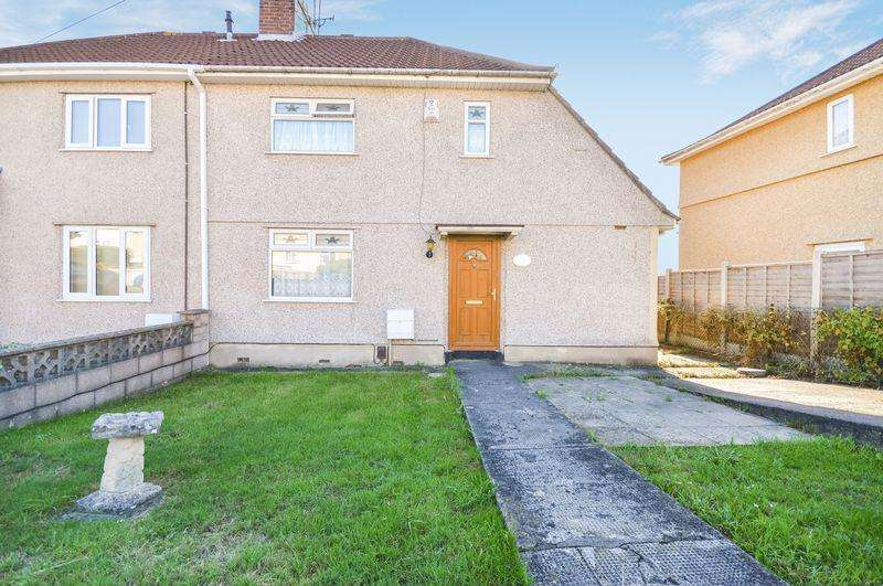 3 Bedrooms Semi Detached House for sale in Springleaze, Bristol