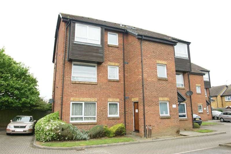 1 Bedroom Apartment Flat for sale in Braemar Gardens, Windsor Meadows, Cippenham