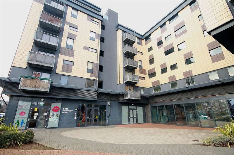 2 Bedrooms Flat for sale in Kings Quarter 170 Copenhagen Street Islington