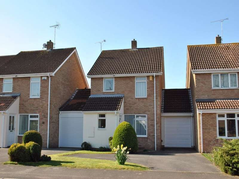 3 Bedrooms Detached House for sale in The Perrings, Nailsea, Bristol, North Somerset