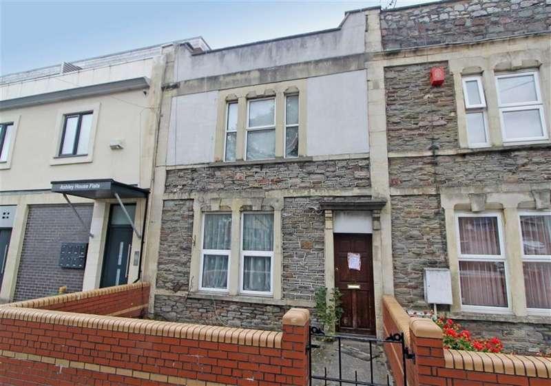 2 Bedrooms Flat for sale in St Nicholas Road, St Pauls, Bristol