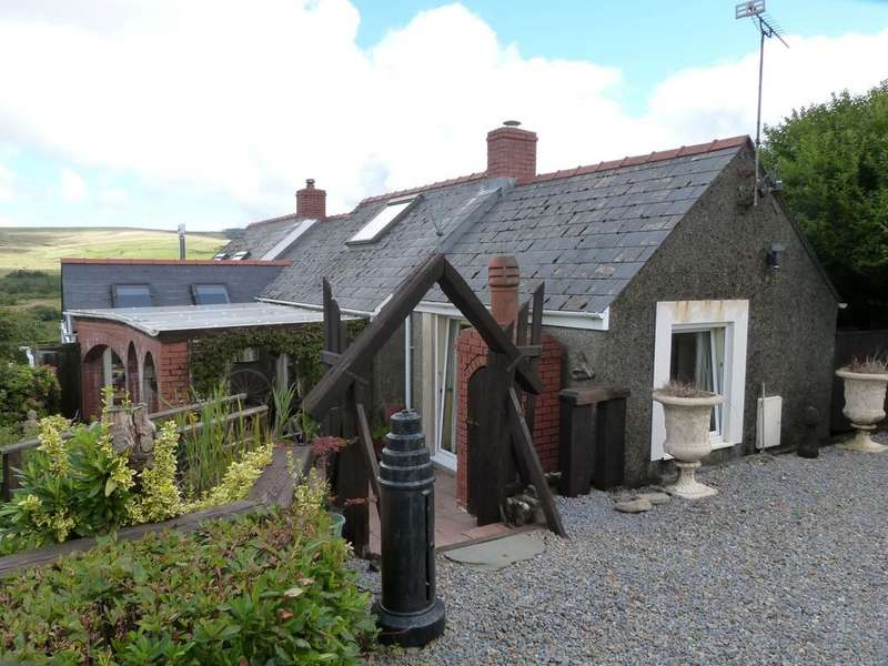 4 Bedrooms Cottage House for sale in Rosebush PEMBROKESHIRE