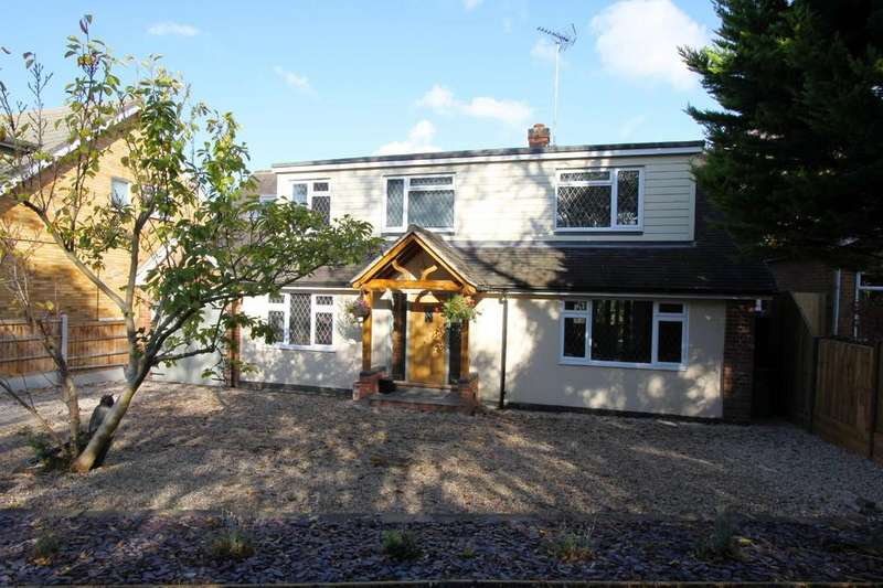 5 Bedrooms Detached House for sale in Crescent Road, Billericay