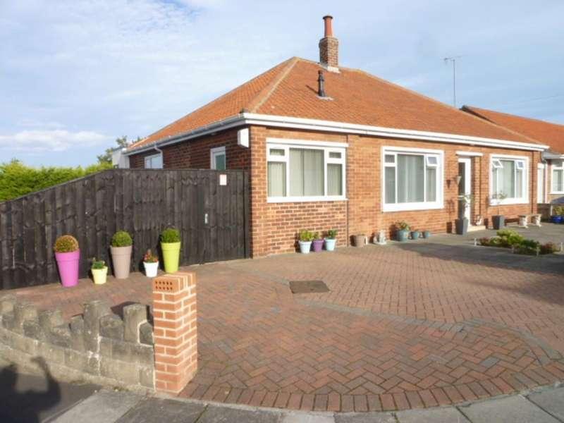 3 Bedrooms Detached Bungalow for sale in Parkfield, Seaton Sluice