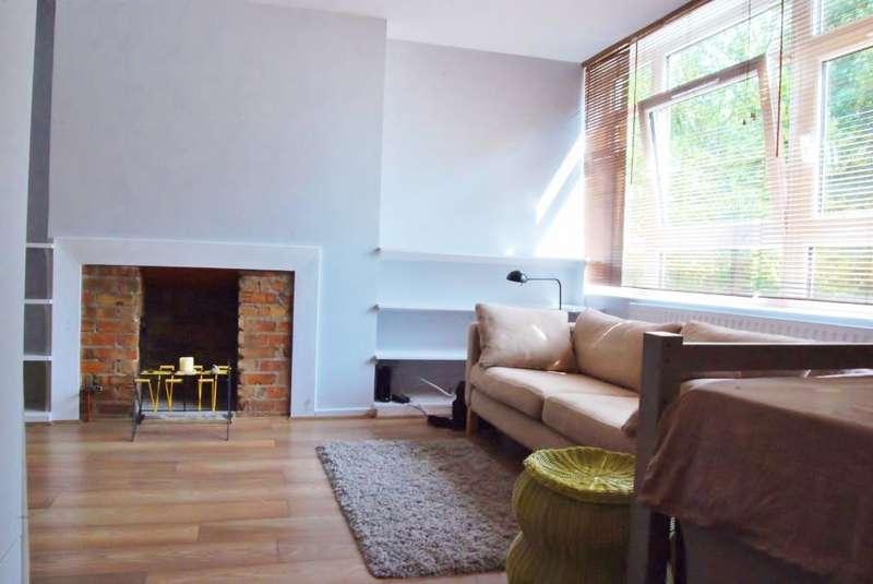Studio Flat for sale in Crownstone road, London, SW2 1LZ
