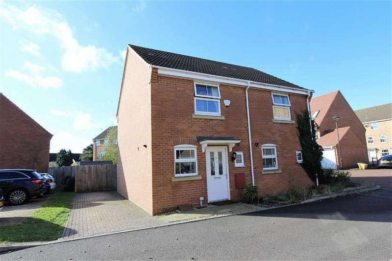 2 Bedrooms Semi Detached House for sale in Blenheim Road, Leighton Buzzard