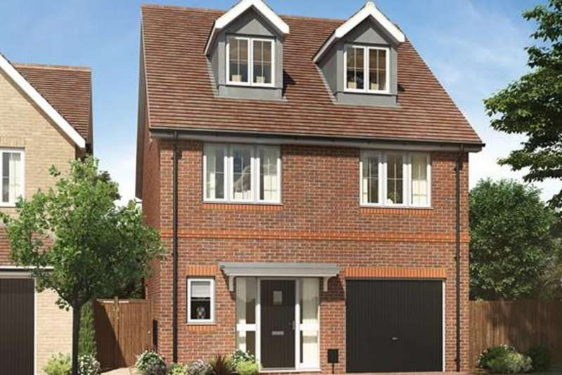 4 Bedrooms Detached House for sale in Sandy Road, Potton