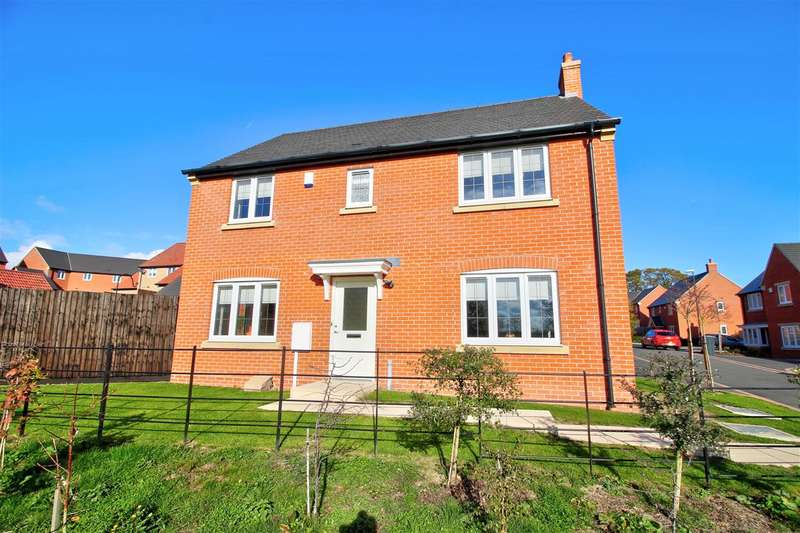 4 Bedrooms Detached House for sale in Meadow Drive, Smalley
