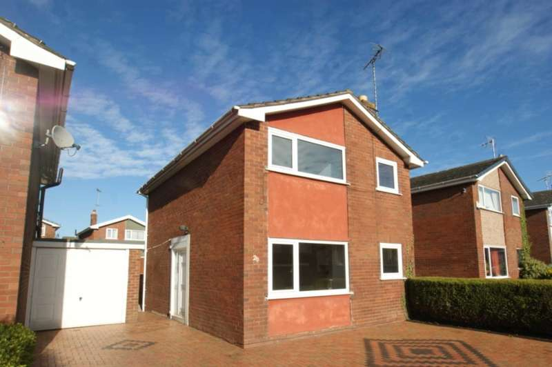 3 Bedrooms Link Detached House for sale in Lexham Green Close, Buckley, Flintshire, CH7 2HP.