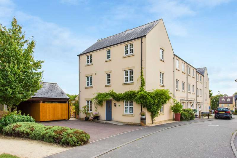 5 Bedrooms Semi Detached House for sale in Ashcombe Crescent, Witney