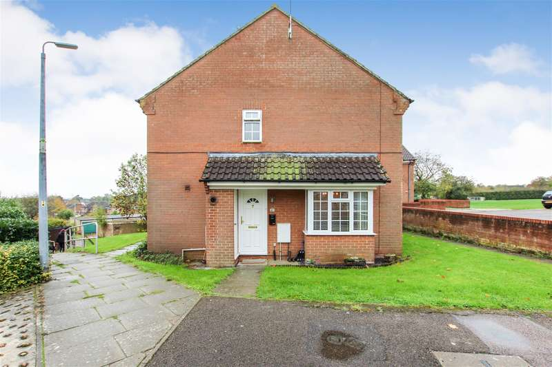 2 Bedrooms End Of Terrace House for sale in Fyne Drive, Leighton Buzzard