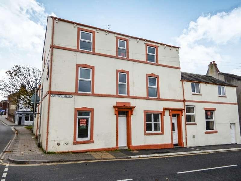 10 Bedrooms Block Of Apartments Flat for sale in 1 Senhouse Street, Workington, Cumbria